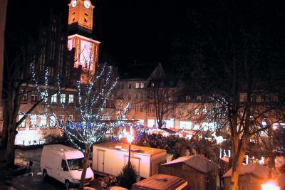 Fotoalbum Weihnachtsmarkt 2008