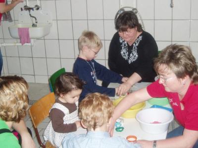 """Fotoalbum """"Haus Regenbogen"""" Adventstreffen 2008"""
