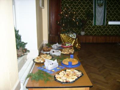 Fotoalbum Kinderweihnachtsfeier in Demnitz
