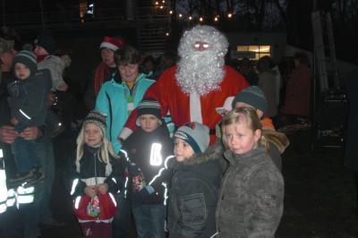 Fotoalbum Weihnachtsmarkt  Neuglobsow  2008
