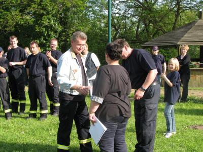 Fotoalbum 2. Pokalwettkampf der Freiwilligen Feuerwehren der Gemeinde Steinhöfel in Tempelberg