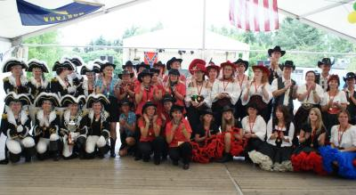 Fotoalbum 2. Line Dance Festival in Zechin