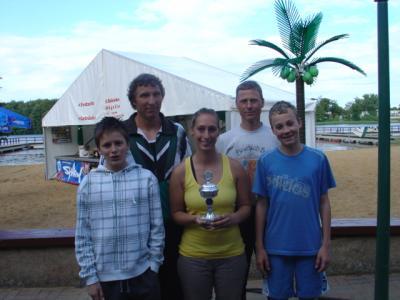 Foto des Albums: Beachvolleyballturnier im Starandbad Kyritz 4 vs. 4 (20.06.2009)