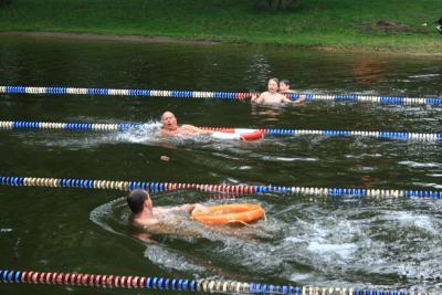Foto des Albums: OPR- Meisterschaften im Schwimmen mit der Wasserwacht (27.06.2009)
