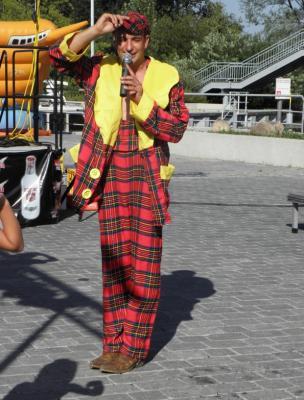 Foto des Albums: 1. Hafen- und Piratenfest 2009 (15.08.2009)