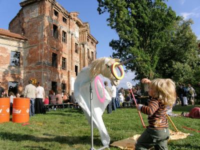 Fotoalbum 1. Kulturblütenfestival in Gebersdorf und Dahme