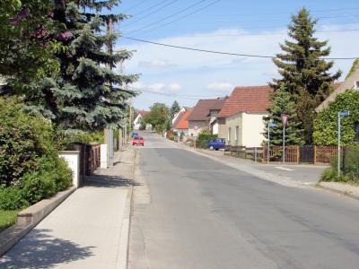 Fotoalbum Ausbau OD Hohenleipisch Döllinger Straße