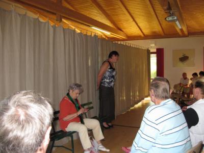 Foto des Albums: Tag der offenen Tür in der TG Griebsee im August 2009 (01.08.2009)