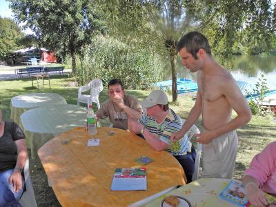 Foto des Albums: Herzlich Willkommen - Ihr lieben Gäste aus Kamen (12.09.2009)