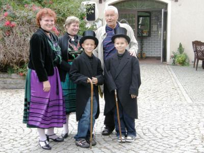 Fotoalbum Tag des offenen Denkmals in Dahme im Klosterensemble