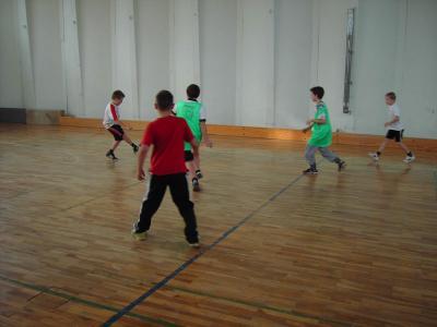 Fotoalbum Hallenfußball