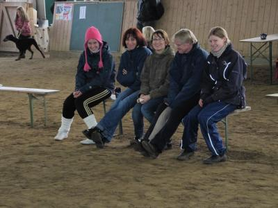 Foto des Albums: Reitertag und Kreismeisterschaften Oktober 2009 (11.10.2009)