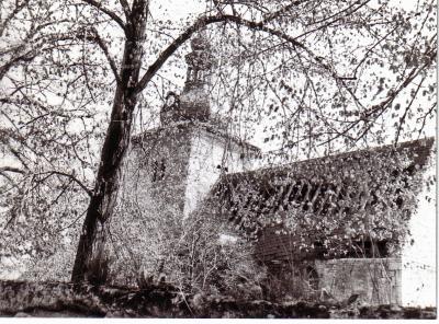 """Fotoalbum Abriss  Kirchenschiff """"St. Johannes in den 1970igern"""