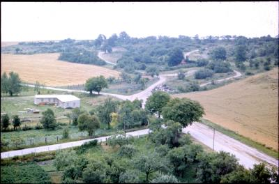 Fotoalbum Fotos von 1988 bis zur Wende - Unsere Kirche im Juli 1990