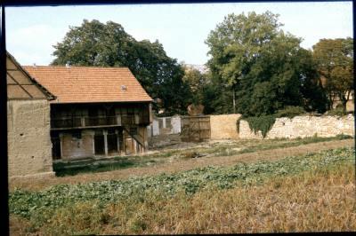 Fotoalbum Fotos von 1988 bis zur Wende - Das Dorf im Sommer 1990