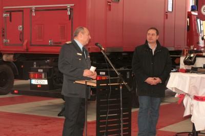 Foto des Albums: Eröffnungsfeier in der neuen Feuerwehr-Hauptwache in der Holzmarktstraße (15.01.2010)