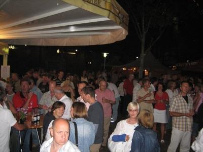 Fotoalbum Impressionen vom Stadtfest 2008
