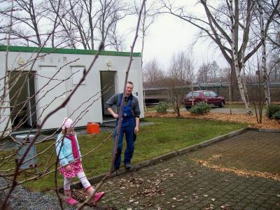 Fotoalbum Frühjahrsputz an der Recknitz 2010