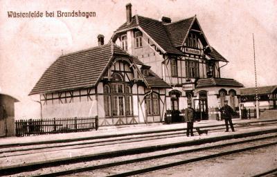 Fotoalbum Gemeinde Sundhagen - alte Postkarten