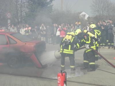 Foto des Albums: Feuerwehr - Tag der offenen Tür (17.04.2010)