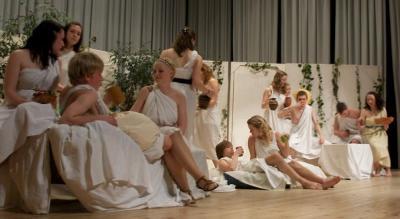 Foto des Albums: DS Kurs 13 - Die Weibervolksversammlung (26.03.2010)