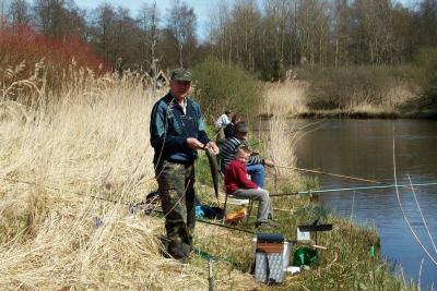 Fotoalbum Hegefischen Frühjahr 2010