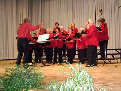 Foto des Albums: Seniorenchortreffen (27.08.2009)