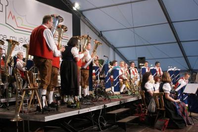 Foto des Albums: Blasmusik für alle (08.05.2010)