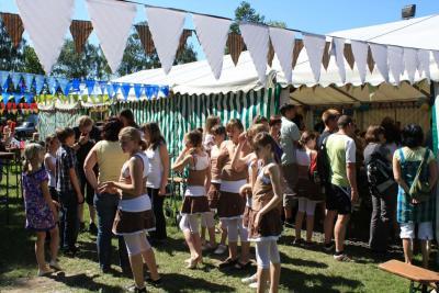 Fotoalbum Dorf - und Kinderfest Casabra
