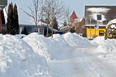 Fotoalbum Gemeinde Sundhagen - Winter 2009/2010