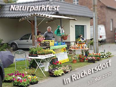 Fotoalbum Naturparkgemeinde 2010 ist ... Hohenleipisch ...