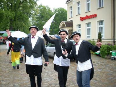 "Fotoalbum Festwoche ""725 Jahre Meyenburg"" -  Festumzug Teil VII"