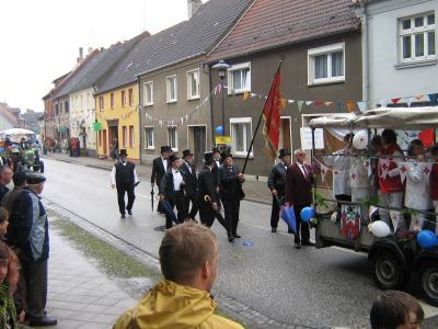 "Fotoalbum Festwoche ""725 Jahre Meyenburg"" -  Festumzug Teil VIII"