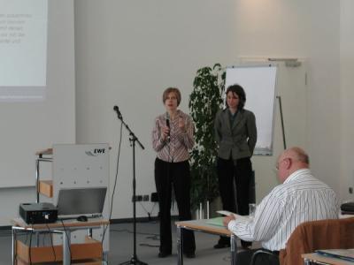 Fotoalbum 10 Jahre Brandenburgische Werkstatt Lokale Agenda 21