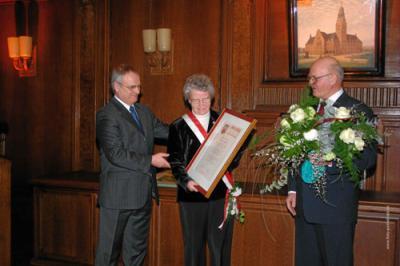 Fotoalbum Festakt für Dr. Gerda v. Hodenberg