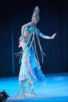 """Fotoalbum """"Moscow - Circus on Ice"""" im Kultur- und Festspielhaus"""