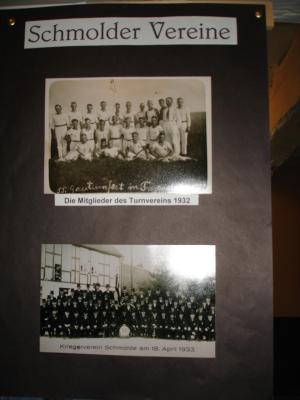 Fotoalbum 685 Jahre Schmolde (Bilderausstellung)