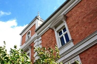 Fotoalbum Sanierung des Rathauses