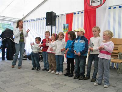Fotoalbum Tag der Partnerschaften in der Gemeinde Remptendorf