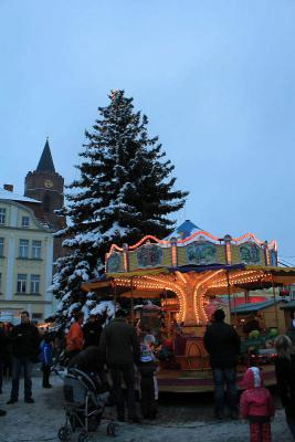 Foto des Albums: Weihnachtsmarkt 2010 in Beeskow (27.11.2010)