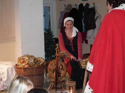 Fotoalbum Weihnachtmärchen 2010