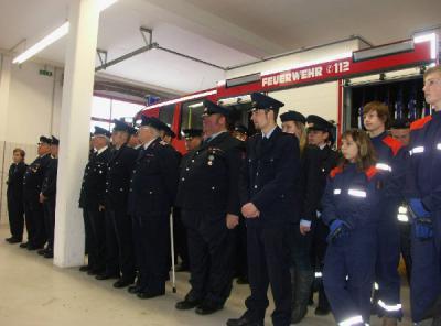Fotoalbum Übergabe Feuerwehrlöschfahrzeug