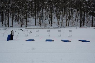 Fotoalbum Training Biathlon