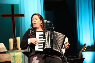 Fotoalbum Kathy Kelly Konzert