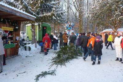 Fotoalbum Oberkrämer Weihnachtsmarkt 2010