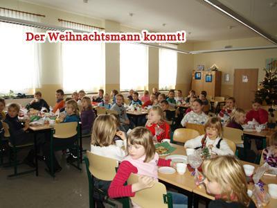 Fotoalbum Der Weihnachtsmann kommt!