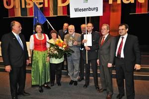 """Fotoalbum Auszeichnung im Bundeswettbewerb """"Unser Dorf hat Zukunft"""" Goldmedaille für Wiesenburg"""