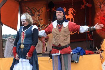 Fotoalbum Tacki & Noisly auf dem Mittelaltermarkt Falkenstein 2010