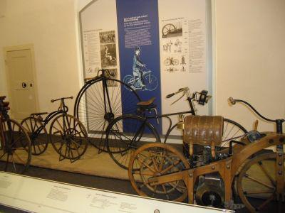 Fotoalbum Motorradmuseum im Schloss Augustusburg