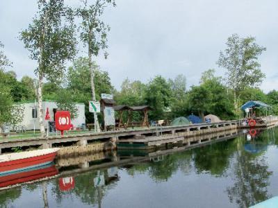 Fotoalbum Der Wasserwanderrastplatz
